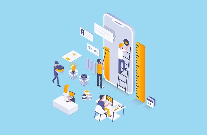 Entwicklung von individuellen Softwarelösungen